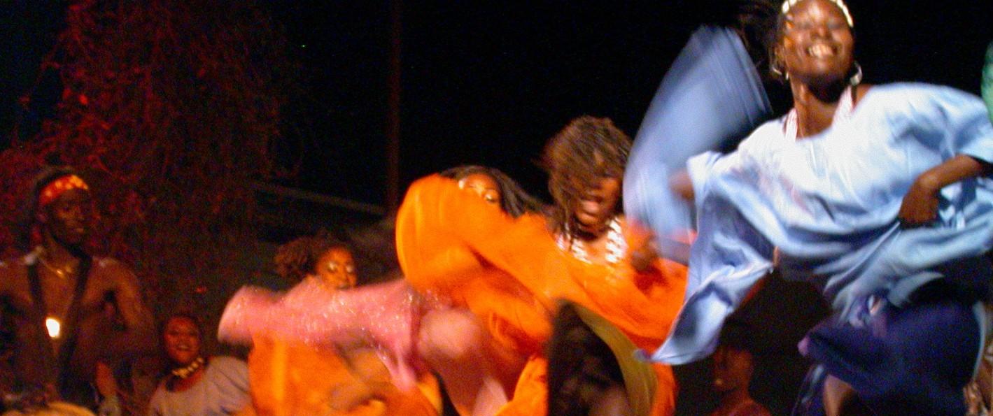 Forêt Sacrée dance company